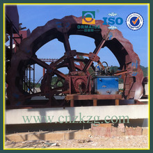 China latest high quality sand washing machine with ISO CE approved