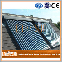 Factory made cheap Portable Solar Thermal Collector System