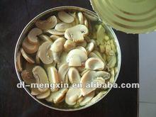 Canned Champignon Slices 50%