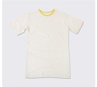 fashion clothing new design white t shirts stock wholesale for men