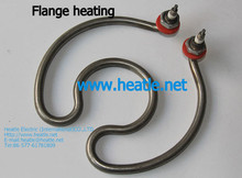 Tubular electric heater from HEATLE/ Tubular immersion heaters