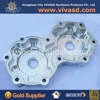 Precision custom cnc milling aluminum automobile parts