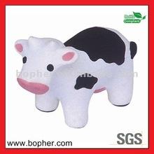 creative pu stress squeeze toy