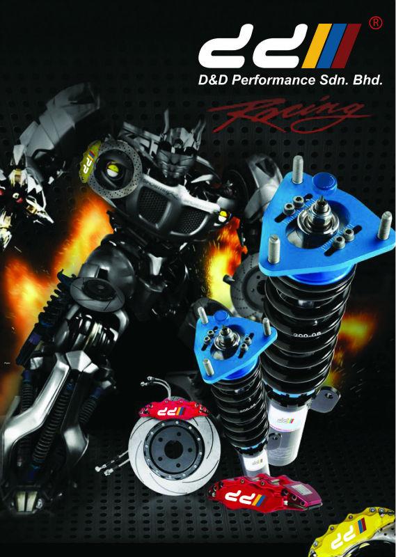 Dd 40 paso de carreras COILOVER COILOVERS Kit para el vehículo 1990 - 1994 Nissan Sentra B13