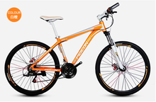 Manufacture Adult Mountain bike mountain bicycle for sale