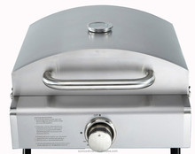 gas bbq grill, table top