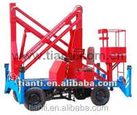china High quality walking and collapsible lift platform