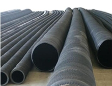 High quality wrapped cover rubber mandrel factory for water suction and delivery hose