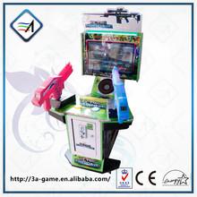 Simulador interior simulador arcade shooting game machine arcade y acción máquinas