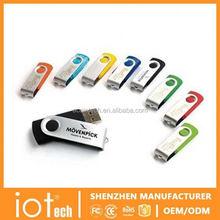8GB Swivel USB Flash