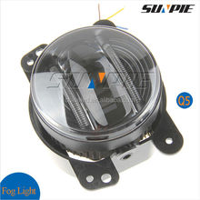 DC 9~30v 10W 6000K Car LED Fog Light for all cars