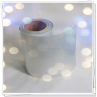 self adhesive Brilliant White BOPP label for Cosmetics label and daily chemical label