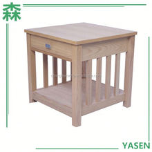 Yasen Houseware Table Tennis Table Rebounder,Jewelry Work Table,Bedside Case Table