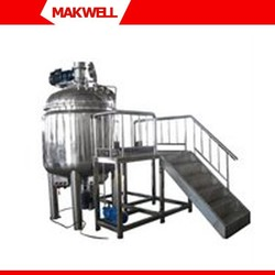 Adhesive Mixer,Adhesive Making Machine,Adhesive Manufacturing Plant