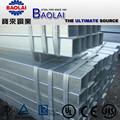 Conformado en frío sección hueca de acero- plaza de tubo rectangular y tubo