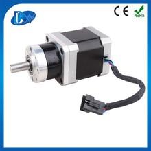 Hybrid stepper motor nema17 gear reducer stepper