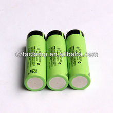 NCR18650B 3400mAh 18650 battery 3.7V Li-ion panasonic Battery