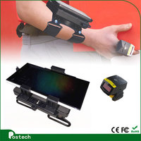 2D Wearable Barcode scanner matched wearable data terminal WT01 best solution for Distribution center, Supermarket , inventory