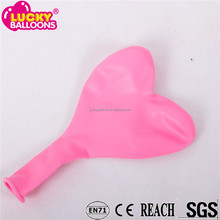 event & party supplies , heart shaped decoration balloon