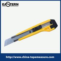 New design folding cutter knife 18MM blade