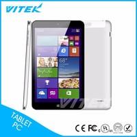 8 inch Intel Quad core IPS HD panel Win8 Tablet PC