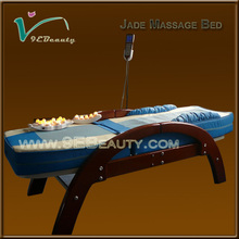 Second hand jade massage table bali massage bed relax projector