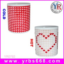 Factory Custom Festival Gifts Personalised Color Changing Mugs For Valentine's Day Gifts