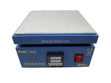 New BGA Reballing Heating Plate Preheating Station Double Plate 220V