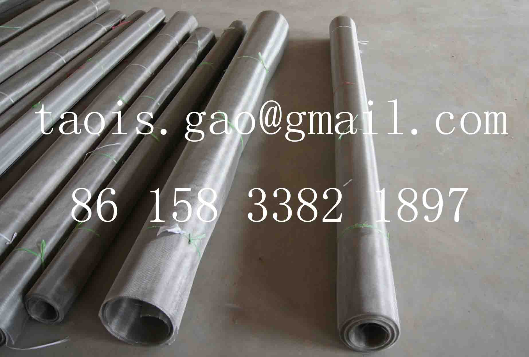 Ss 304 1mm roestvrij staal gaas, 10 x 10  18 x 18 staal gaas ...