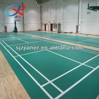 China Basketball/badminton/tennis court PVC Sport Flooring