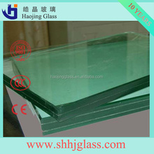 Hot Sale 4mm-19mm laminated glass cutting table