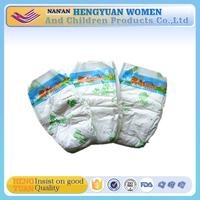cartoon printed brands disposable baby diaper manufacturer