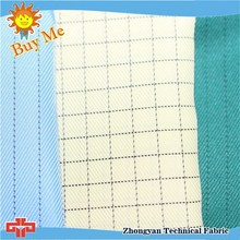 HS code antistatic 100 polyester basketball wear knitted fabric
