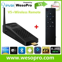 Android TV Box RK3288 Android Smart TV Stick Miracast Display WiFi RJ45 Dongle Quad Core