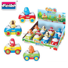 baby toys wholesale intelligent B/O cartoon toy vehicle with music alibaba in spanish