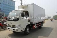 dongfeng best-selling Freezer van truck /refrigerator van