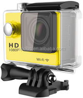 2015 big sale 2.0 inch waterproof wifi H9 4K hd camcorders