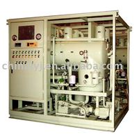 Used Transformer oil regeneration and oil reclaiming system