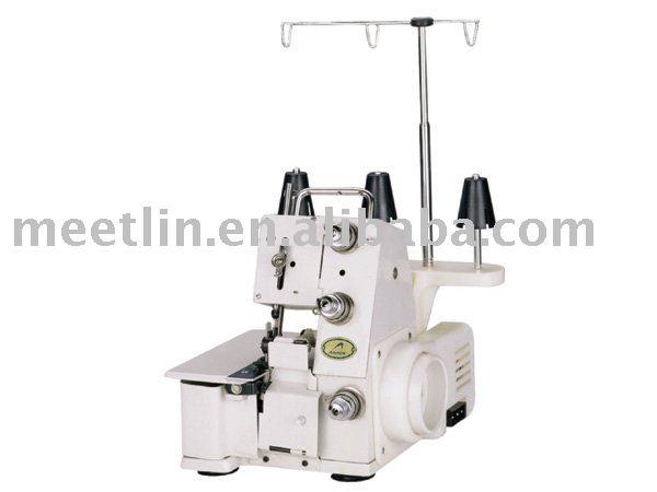 Mini máquina de costura overlock
