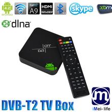 DVB T2 smart set top box