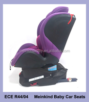 Reclining backrest infant car seat for group 0/1/2 with ece r44/04