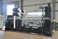 Mitsubishi 1600KW High Votage Diesel Generator