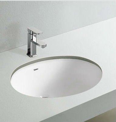 Wash Basin Bathroom Sink : YC-003 Ceramic wash basin bathroom sink, View wash basin, YATO Product ...