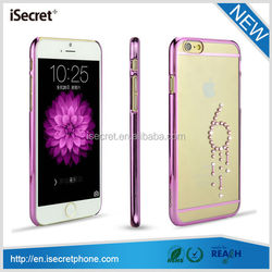 cheap hard pc mobile phone case for iphone 6