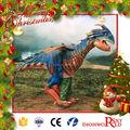 Popular de simulação de vida- tamanho traje de dinossauro