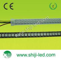 144leds/m full color CE&rohs WS2812b 5050 smd RGB LED strip flexible tape