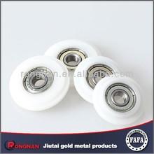 China manufaturer coated plastic machinery deep groove ball bearing/bearing deep groove