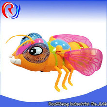 Wild animals plastic electric hornet toy for kids