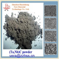 low Fe multiple carbide powder high solid solution sintered hard metal material, Tungsten Titanium carbide ceramic grade powder
