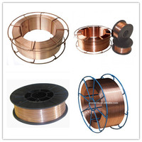 China manufacturer CO2 gas welding wire ER70S-6/maquinas de soldadura